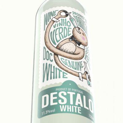 Destalo Wine Vinho Verde White (1)