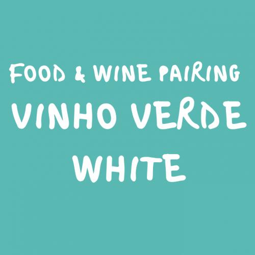 Food & White Wine Pairing