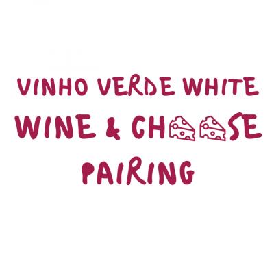 Wine and Cheese Pairing - Destalo Vinho Verde Red